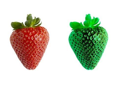 Metaverses Strawberry perspective - Metaverses - Conversions