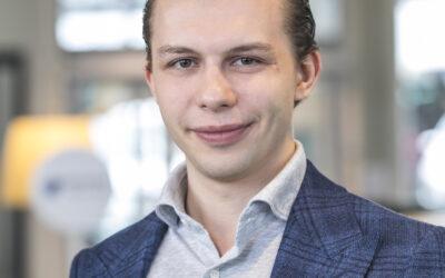 New colleague Metaverses – Eric Visschedijk